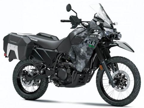 คาวาซากิ Kawasaki KLR 650 ADVENTURE ปี 2021