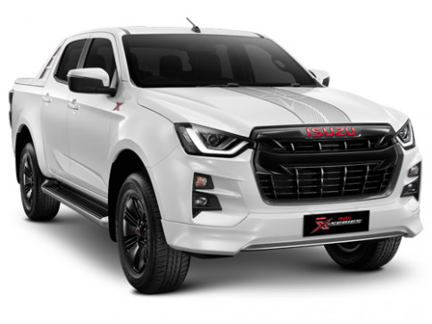 อีซูซุ Isuzu D-MAX X-Series Hi-Lander 1.9 Ddi Blue Power 4-Door A/T (Z) MY2020 ปี 2020