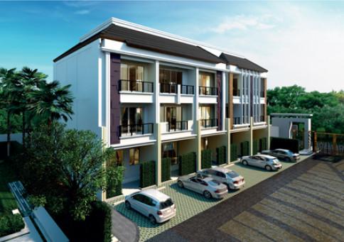 บ้านกลางเมือง ลาดพร้าว 101 (Baan Klang Muang)