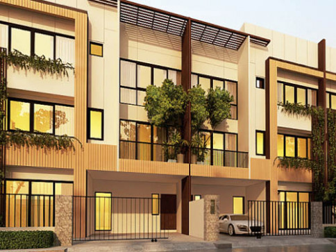 เอส คอนเซฟท์ ทาวน์เฮาส์ พระราม 3 (S Concept Townhouse Rama 3)