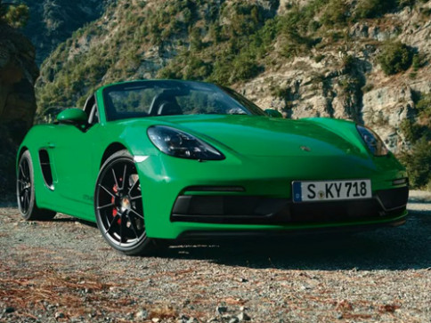 ปอร์เช่ Porsche 718 Boxster GTS 4.0 ปี 2020