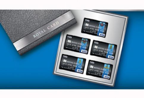 บัตรเดบิต ทีเอ็มบี รอยัล ออลล์ ฟรี แบบมี Chip-ธนาคารทหารไทย (TMB)