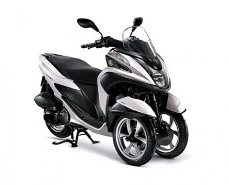 ยามาฮ่า Yamaha-Tricity 155-ปี 2016
