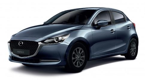 มาสด้า Mazda 2 1.3 SP Sport HB ปี 2021