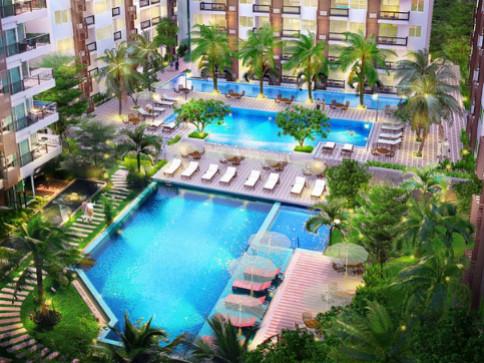 ไดมอนด์ สวีท รีสอร์ท คอนโดมิเนียม (Diamond Suites Resort Condominium)