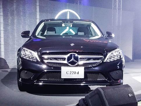 เมอร์เซเดส-เบนซ์ Mercedes-benz C-Class Exclusive ปี 2018