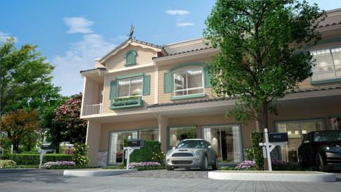 วิลลาจจิโอ บางนา (Villaggio Bangna)