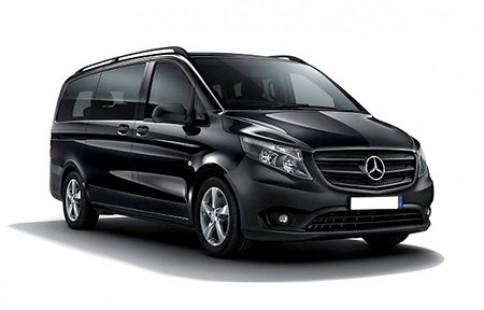 เมอร์เซเดส-เบนซ์ Mercedes-benz Vito 116 Tourer Select ปี 2016