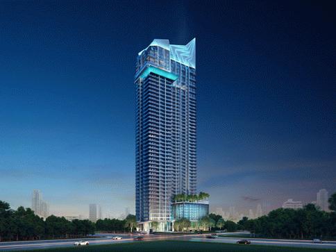 แซฟไฟร์ ลักซูเรียส คอนโดมิเนียม พระราม 3 (Sapphire Luxurious Condominium Rama 3)