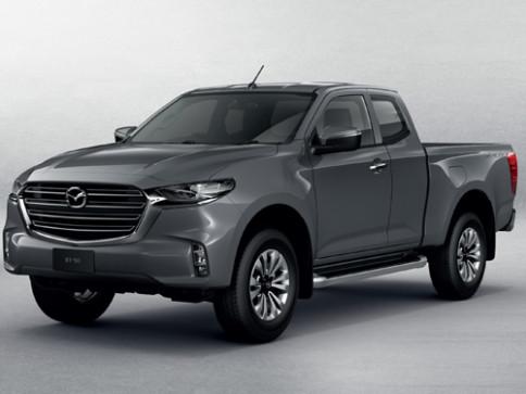 มาสด้า Mazda BT-50 Freestyle Cab 1.9 S Hi-Racer ปี 2021