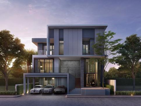บ้านกลางเมือง คลาสเซ่ เอกมัย - รามอินทรา (Baan Klang Muang Classe Ekkamai - Ramintra)