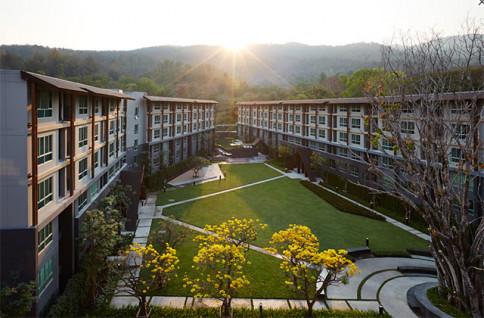 ดีคอนโด แคมปัส รีสอร์ท เชียงใหม่ (dcondo Campus Resort Chiangmai)