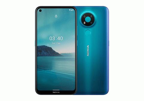 โนเกีย Nokia 3 .4