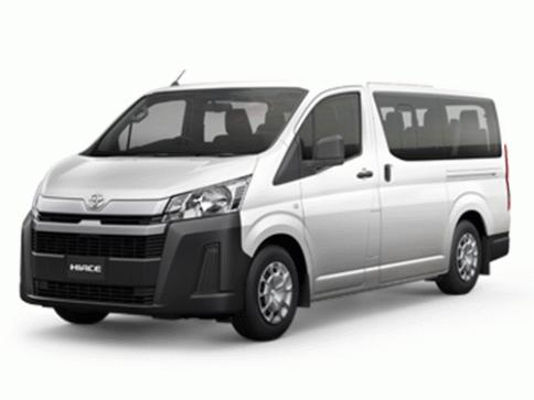 โตโยต้า Toyota Hiace 2.8 GL ปี 2019