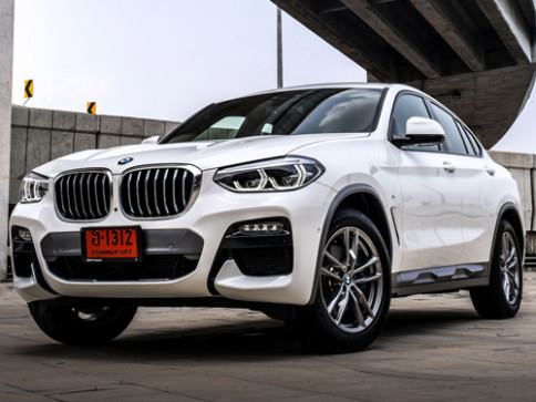 บีเอ็มดับเบิลยู BMW-X4 xDrive20d M Sport X MY2020-ปี 2020