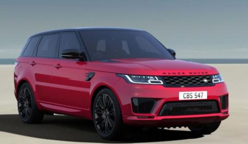 แลนด์โรเวอร์ Land Rover Range Rover Sport Hybrid Petrol HSE ปี 2019