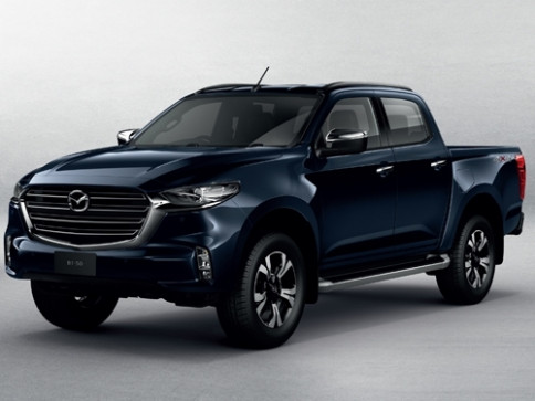 มาสด้า Mazda BT-50 Double Cab 3.0SP 6AT 4X4 ปี 2020