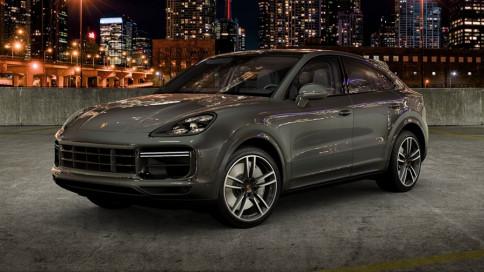 ปอร์เช่ Porsche-Cayenne Turbo Coupe-ปี 2020