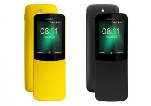 โนเกีย Nokia 8110 4G