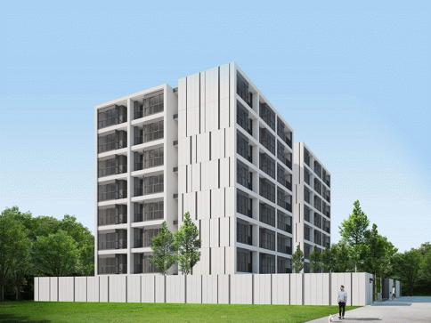 กรีน วิลล์ คอนโดมิเนียม @สุขุมวิท (101Green Ville Comdominium @Sukhumvit101)