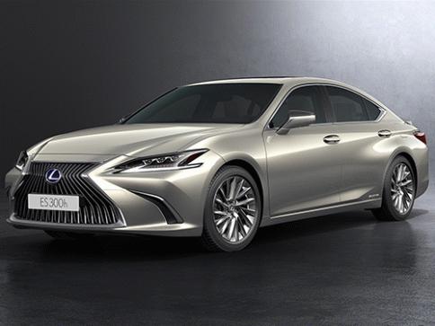 เลกซัส Lexus-ES 300h Luxury MY18-ปี 2018