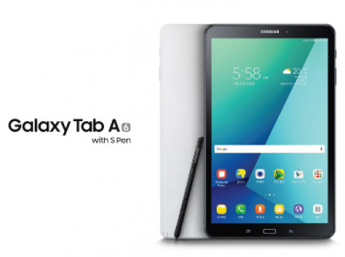 รูป ซัมซุง SAMSUNG-Galaxy Tab A 10.1 with S Pen