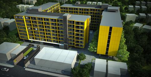 คอนโด ยู แคมปัส รังสิต-เมืองเอก (Condo U Campus Rangsit-Muangake)
