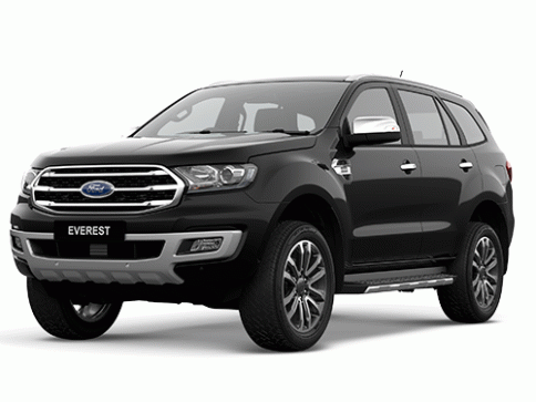 ฟอร์ด Ford Everest 2.0L Turbo Titanium+ 4x2 AT ปี 2018