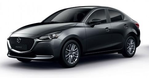 มาสด้า Mazda 2 Sedan XD ปี 2021