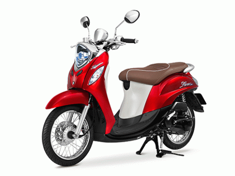 ยามาฮ่า Yamaha-Fino 125 STANDARD MY2019-ปี 2019