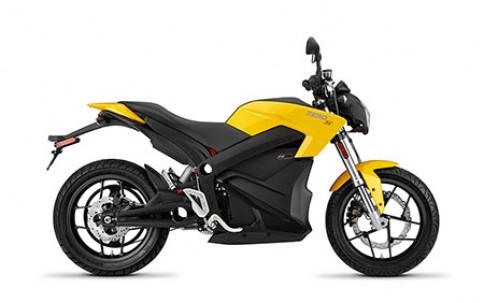 ซีโร มอเตอร์ไซค์เคิลส์ Zero Motorcycles S ZF 12.5 ปี 2014