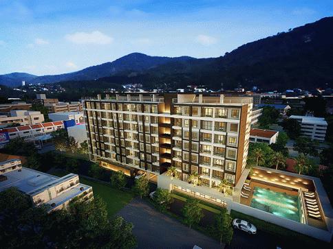 ป่าตอง เบย์ เรสซิเดนซ์ 2 (Patong Bay Residenc 2)