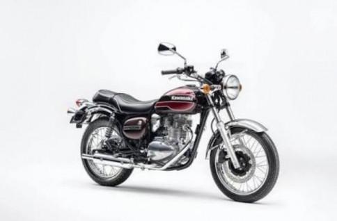 คาวาซากิ Kawasaki W 175 ปี 2021
