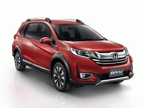 ฮอนด้า Honda BR-V SV MY2019 ปี 2019