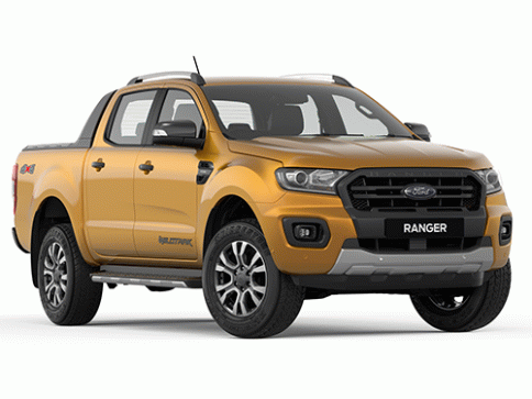 ฟอร์ด Ford-Ranger Double Cab 2.0L Turbo Wildtrak Hi-Rider 10 AT MY18-ปี 2018