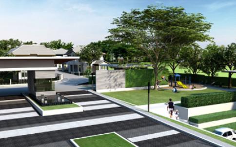 88 แลนด์ แอนด์ เฮ้าส์ ฮิลไซด์ ภูเก็ต (88 land and house hillside phuket)