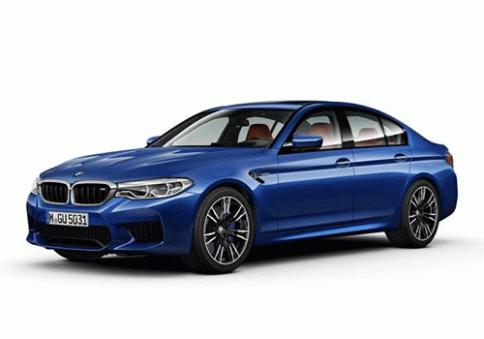 บีเอ็มดับเบิลยู BMW-M5 Sedan-ปี 2018