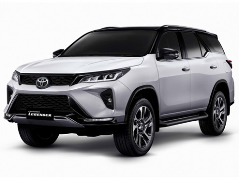 โตโยต้า Toyota Fortuner 2.4 Legender 4WD AT MY2020 ปี 2020