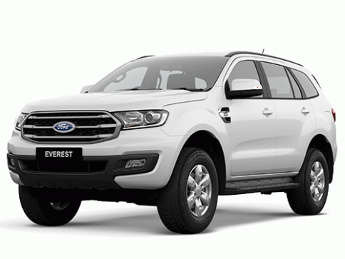 ฟอร์ด Ford Everest 2.0L Turbo Trend 4x2 AT ปี 2018