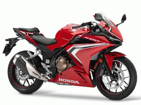 ฮอนด้า Honda CBR 500R MY19 ปี 2018