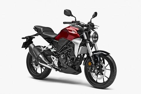 ฮอนด้า Honda CB 300R MY2018 ปี 2018