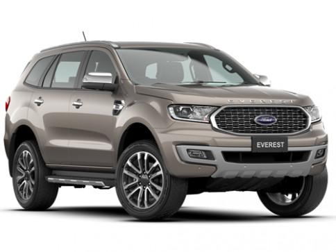 ฟอร์ด Ford Everest 2.0L Turbo Titanium+ 4x2 10AT MY2020 ปี 2020