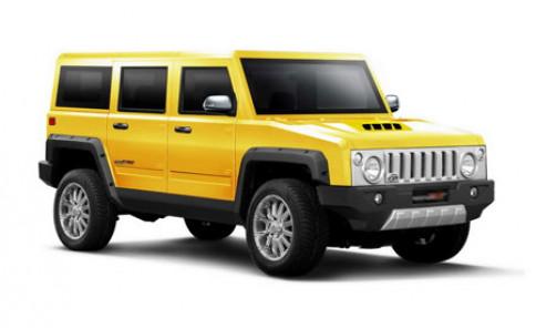 ไทยรุ่ง Thairung-Transformer 3.0 4WD MT-ปี 2013