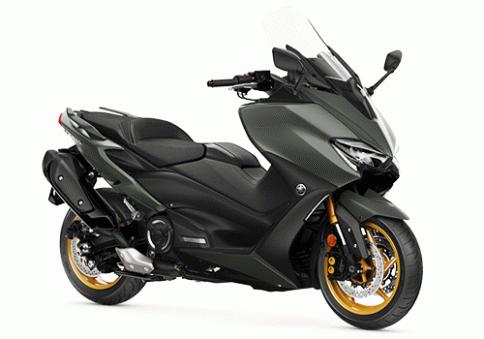 ยามาฮ่า Yamaha TMAX 560 Tech MAX ปี 2019
