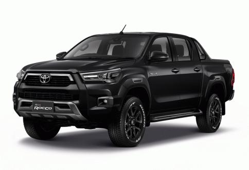 โตโยต้า Toyota-Revo Double Cab Prerunner 2x4 2.4 Rocco AT-ปี 2020