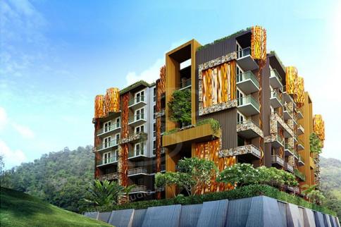 ดิ เอ็มเมอรัล เทอเรซ คอนโดมิเนียม (The Emerald Terrace Condominium)