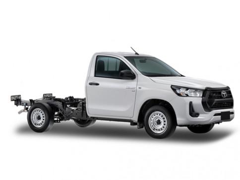 โตโยต้า Toyota Revo Standard 4X2 2.4 Entry AT (ไม่มีกระบะ) MY2020 ปี 2020