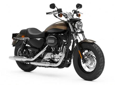 รูป ฮาร์ลีย์-เดวิดสัน Harley-Davidson-Sportster 1200 Custom MY20-ปี 2020