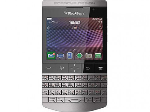 รูป แบล็กเบอรี่ BlackBerry-Porsche Design P