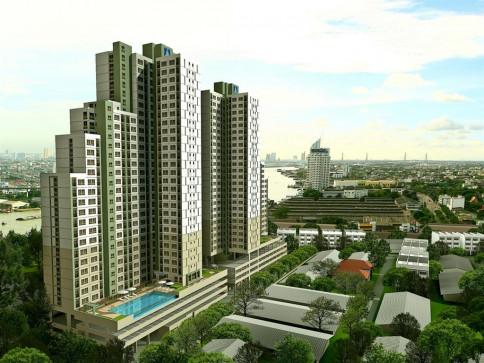 ลุมพินี เพลส พระราม 9-รัชดา (เฟส 1) (Lumpini Place Rama 9-Ratchada)